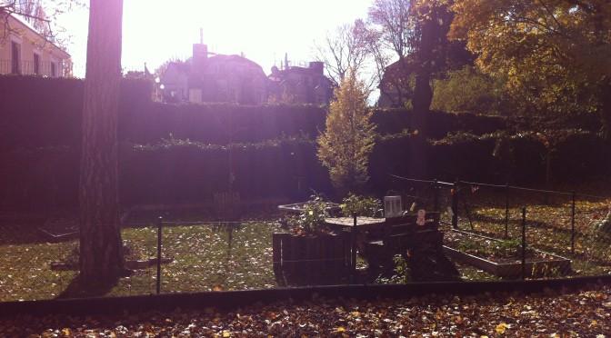 Vom Sommer in den Herbst